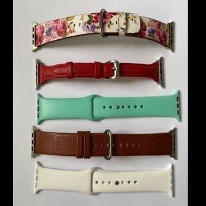 Apple Watch 42 mm Bundle 11 Small/ Medium Bands